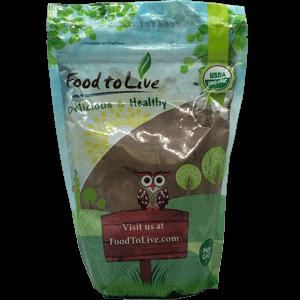 Food to Live Organic Chia Seed Flour