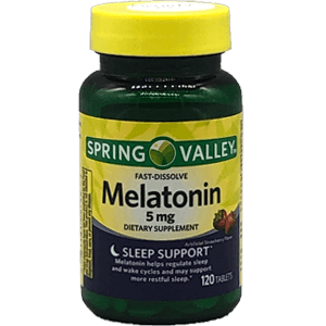 Spring Valley Melatonin 5 mg