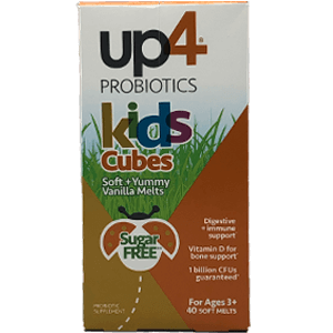 Up4 Probiotic Kids Cubes - Soft + Yummy Melts