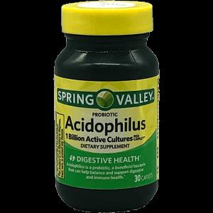 Spring Valley Acidophilus