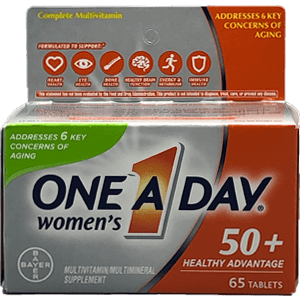 Bayer One A Day Women's 50+