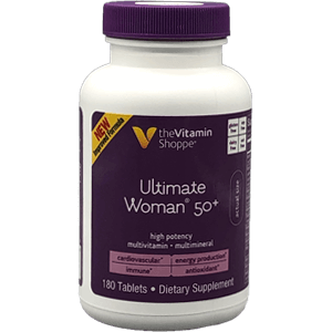 The Vitamin Shoppe Ultimate Woman 50+