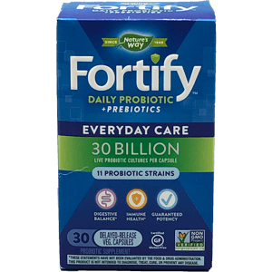 Nature's Way Fortify Everyday Care 30 Billion