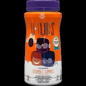 Solgar U-Cubes Vitamin C Gummies