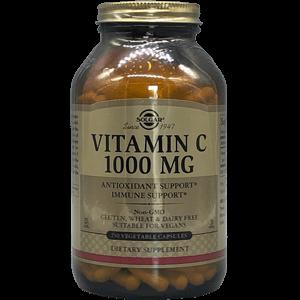 Solgar Vitamin C 1,000 mg