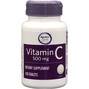 Signature Care Vitamin C 500 mg