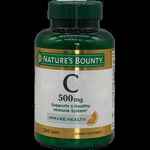 Nature's Bounty C 500 mg