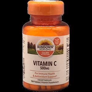 Sundown Vitamin C 500 mg