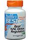 Doctor's Best Best NAC Detox Regulators