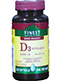 Finest Nutrition (Walgreen) Vitamin D3