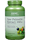 GNC Herbal Plus Saw Palmetto Extract