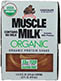 Muscle Milk Organic Protein Shake - Chocolate