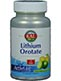 KAL Lithium Orotate - Lemon Lime