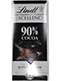 Lindt Excellence 90% Cocoa Supreme Dark
