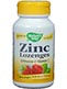 Nature's Way Zinc Lozenges Echinacea & Vitamin C