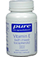 Pure Encapsulations Vitamin E