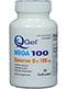 QGel Mega 100 Coenzyme Q10