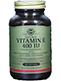 Solgar Vitamin E 400 IU