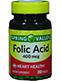 Spring Valley [Walmart] Folic Acid