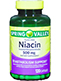Spring Valley [Walmart] Niacin