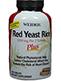 Weider Red Yeast Rice Plus