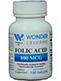 Wonder Laboratories Folic Acid