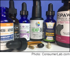 CBD and Hemp Oils Reviewed by ConsumerLab.com