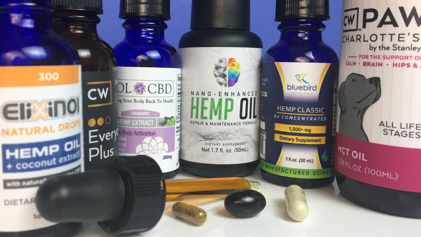 cbd oil for dogs reviews