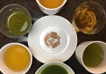 Green Tea Supplements, Drinks, and Brewable Teas Review