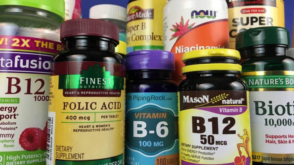 B Vitamins Reviewed by ConsumerLab.com