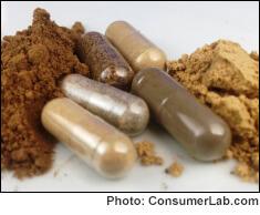 Reishi Mushrooms tested by ConsumerLab.com