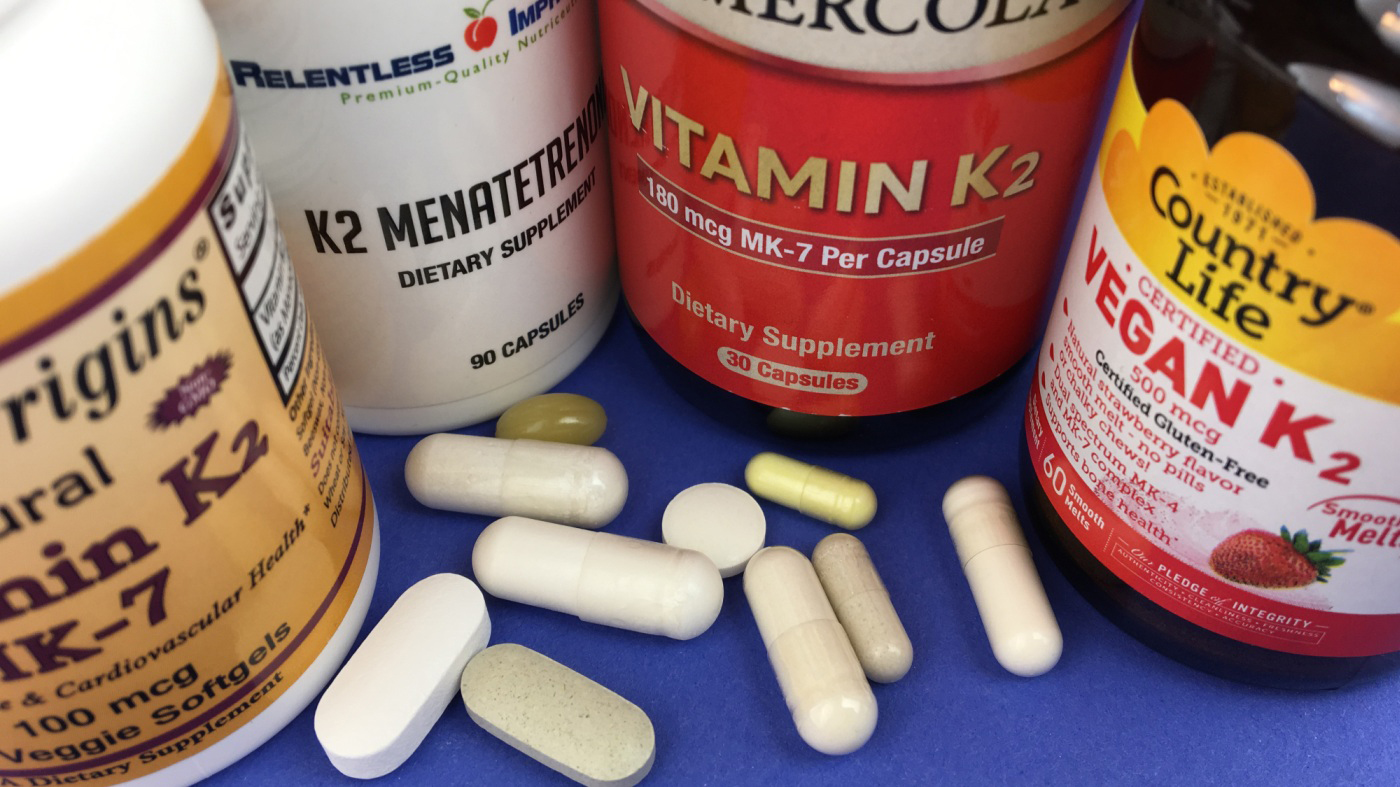 Vitamin K Supplements Reviewed By ConsumerLab.com