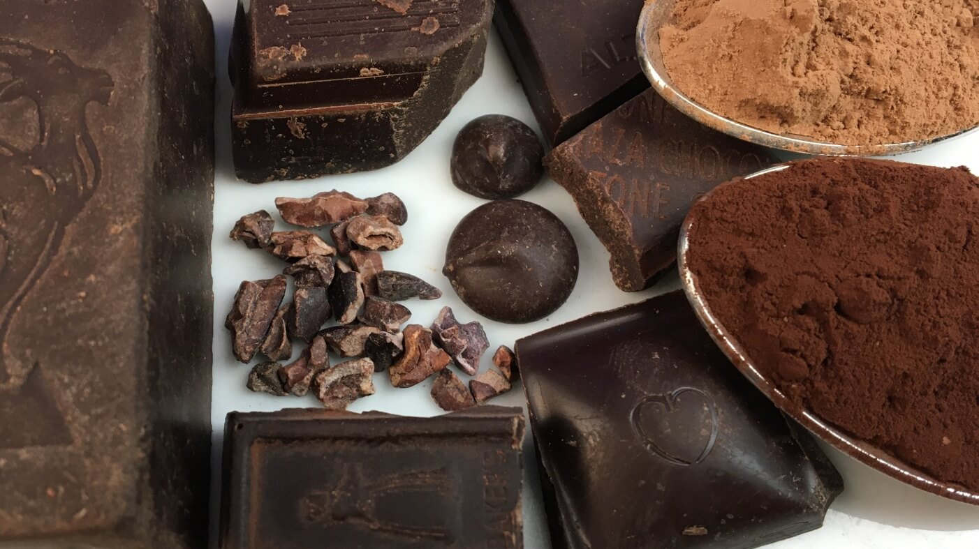 Dark Chocolate and Cocoa (Flavanols)