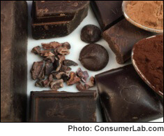 Flavanols in Cocoa, Cacoa, and Chocolate Products Reviewed by ConsumerLab.com
