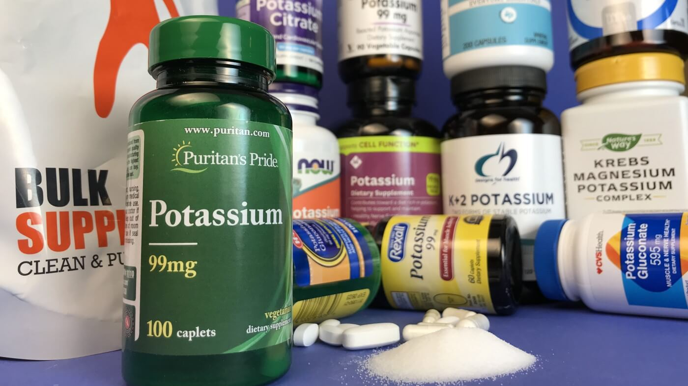 Potassium Supplements reviewed by ConsumerLab.com