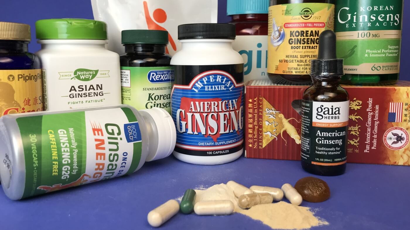 Ginseng Supplements Reviewed by ConsumerLab