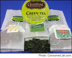 Green Tea Supplements and Beverages Reviewed by ConsumerLab.com