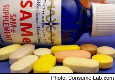 SAM-e Supplements Reviewed by ConsumerLab.com
