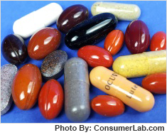 Lutein, Zeaxanthin and Vision Supplements Tested by ConsumerLab.com
