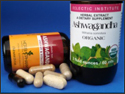 Ashwagandha supplements. Reviewed by ConsumerLab.com