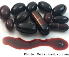 Astaxanthin Supplements Reviewed By Consumerlab.com