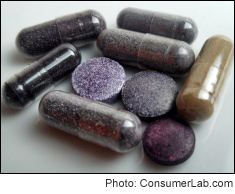 Bilberry Supplements Reviewed by ConsumerLab.com